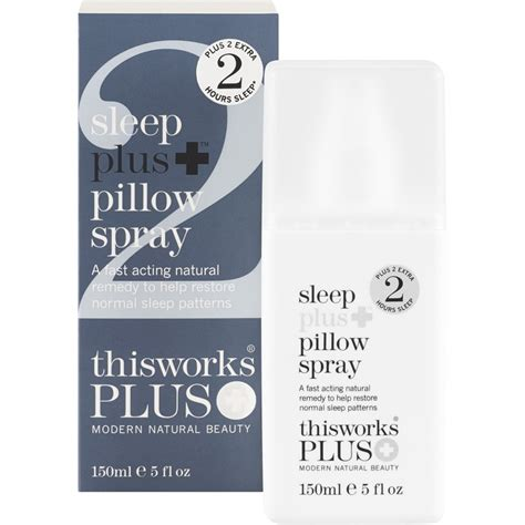 Pillow Spray This Works by This Works Sleep Plus Pillow Spray 150ml Reviews