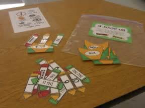 First grade garden math stations set 1