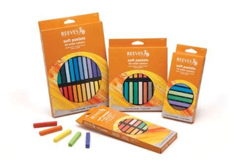Reeves Soft Pastels 24 Pcs Berkualitas reeves 24 colors soft pastel set import it all