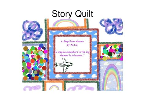 The Quilt Story by Ppt Literature Circles And Technology Explore The