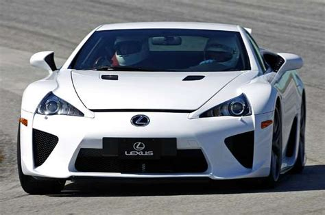Lexus Lfa Lease by Unbuyable Automobiles 2011 Lexus Lfa Supercar Is Only For