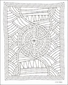aboriginal designs coloring pages aboriginal art coloring pages printable coloring pages