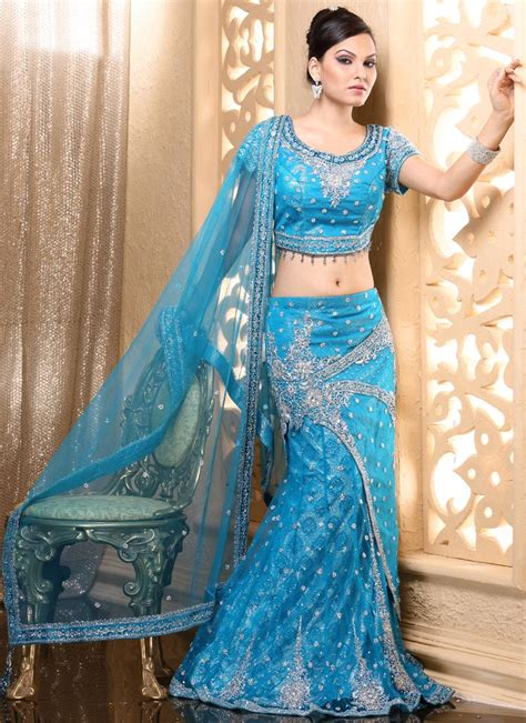 hairstyles in net saree bridal multicolor lehenga style saree bridal lehenga