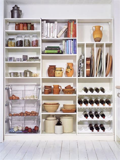 pictures  kitchen pantry options  ideas  efficient
