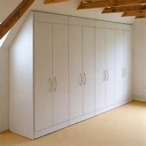 slanted ceiling wardrobe slanted ceilings