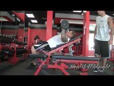 proper incline bench press form how to perform bench press tutorial proper form youtube strength training