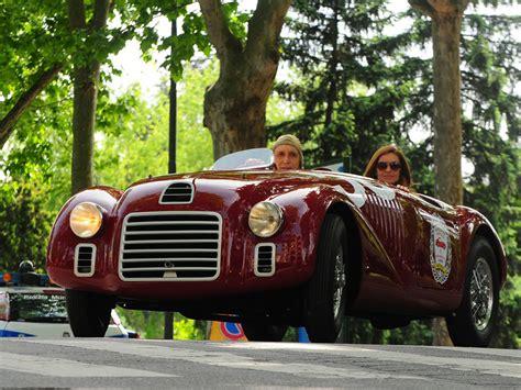 first ferrari race car ferrari s first ever race car comes out to play petrolicious