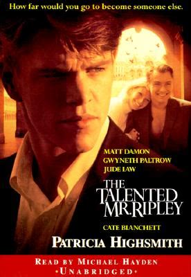 the talented mr ripley pr5 mp3 the talented mr ripley audio cassette northshire bookstore