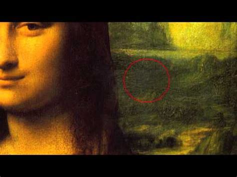 imagenes ocultas en la mona lisa mensajes ocultos en cuadro de mona lisa youtube