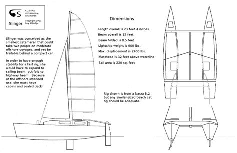 catamaran cross beam design side opening main hatches on a cat good or bad boat