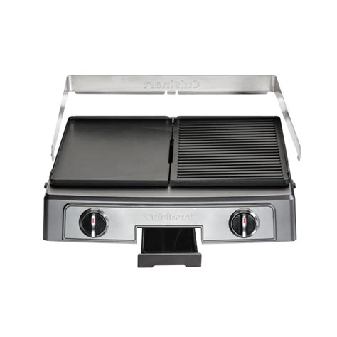 Cuisinart Raclette Grill by Plancha Grill De Table Multifonctions Cuisinart