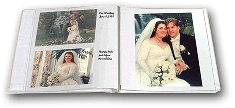 Wedding Album Refill Pages by Pioneer Wf 5781 Wedding Album Refill Pages