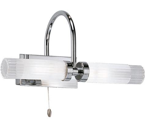 franklite wb976 chrome over mirror bathroom light at love4lighting franklite ip44 2 light bathroom wall light chrome finish
