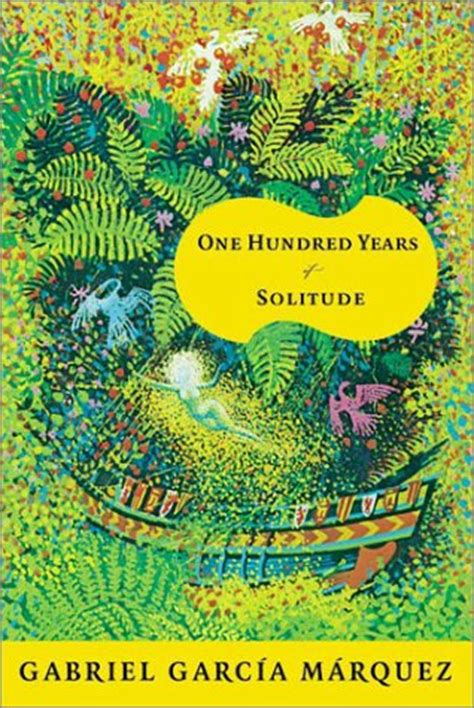 a book review: one hundred years of solitude by gabriel