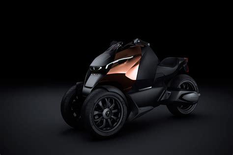 peugeot onyx bike techcracks peugeot onyx scooter concept design