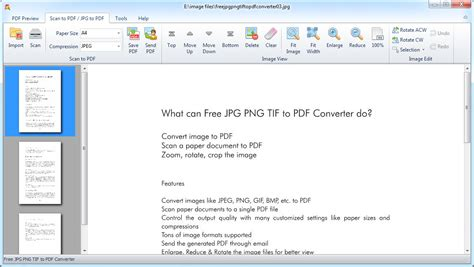 free jpg to pdf converter windows 7 free jpg png tif to pdf converter full windows 7