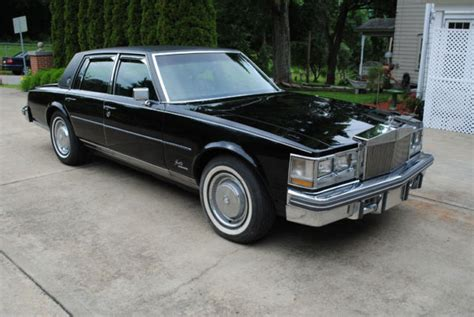 1976 Cadillac Seville by 1976 Cadillac Seville Clean Car 3 Owner All Black