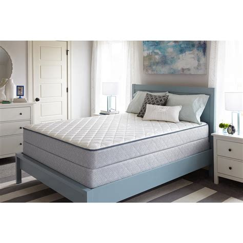 full bed box spring sealy full box spring 61878140 the home depot
