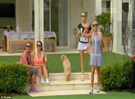 andrea moss of the real housewives of melbourne arena real housewives of melbourne s janet roach lashes out at