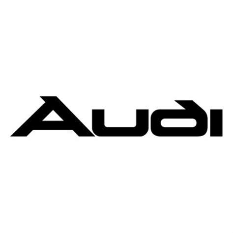 Audi Schriftart by Audi Vektor Logo Kostenlose Vector Kostenloser Download