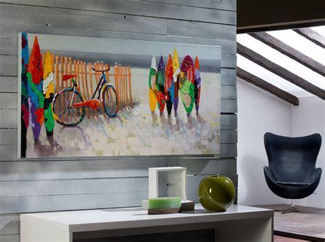 fotos en cuadros cuadro con imagen de la playa de alegre colorido