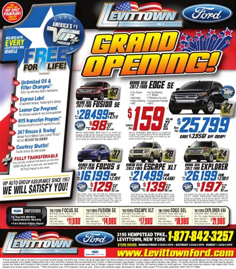 Levittown Ford by Levittown Ford Island