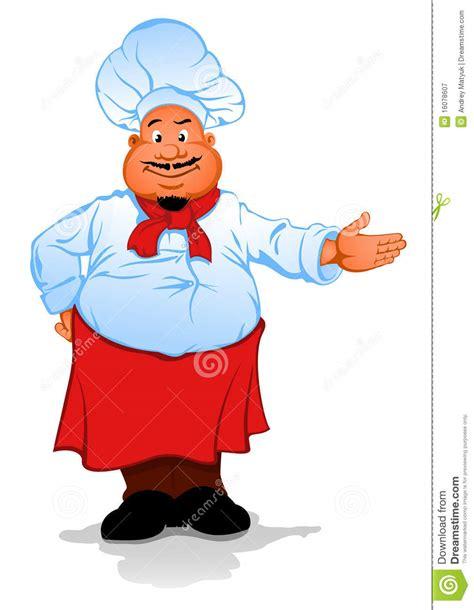 images cuisiner gros cuisinier de chef photographie stock libre de droits