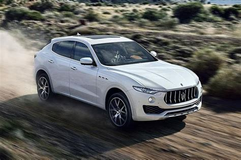 maserati pickup truck maserati levante suv s pick up s jeep s and monster