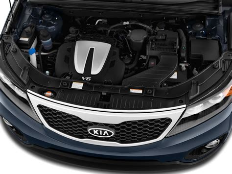 Kia Sorento 2014 Engine Image 2012 Kia Sorento 2wd 4 Door V6 Ex Engine Size