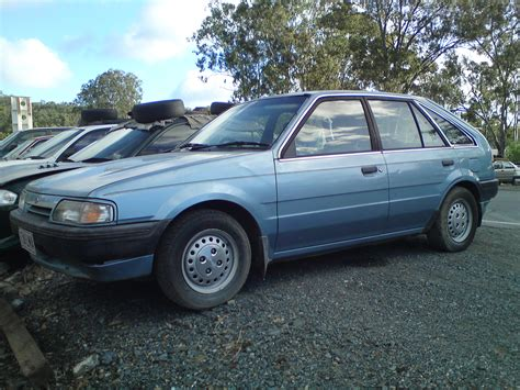 Ford Laser Che Cover Mobil Durable Premium 1988 ford laser car sales qld brisbane south 2429397