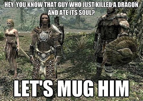 Skyrim Memes And Jokes - 42 funniest skyrim memes and comics