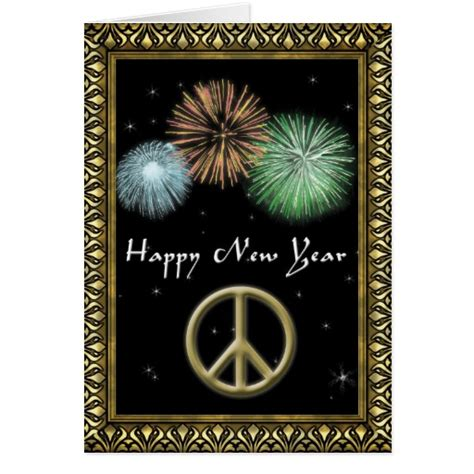 Personalized New Years Cards personalized new year greeting card zazzle