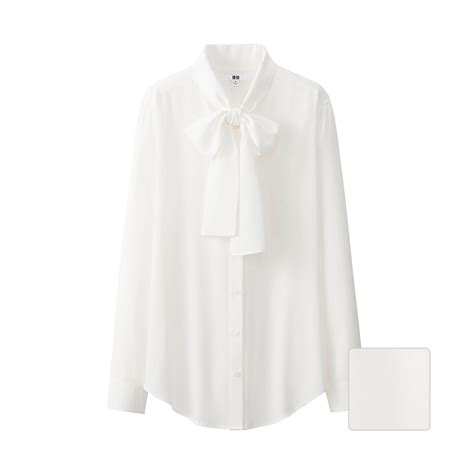 Bow Tie Blouse Sleeve by Rayon Bow Tie Sleeve Blouse Shirts Blouses
