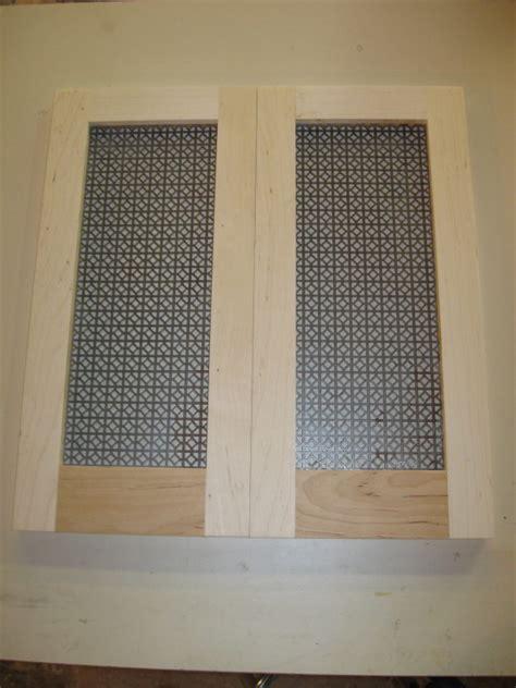 cabinet door vents ventilation holes on vintage sink cab door