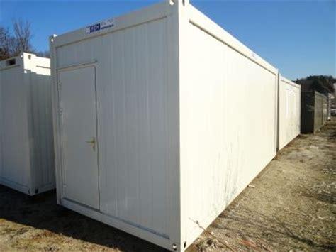 Wohncontainer Mieten Kosten by Container Mieten Kosten Sparen Mit Gebrauchten B 252 Rocontainer