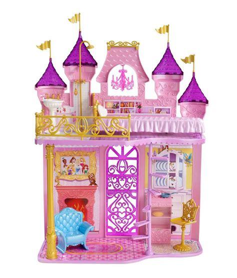 castle doll houses disney princess royal castle doll houses buy disney princess royal castle doll