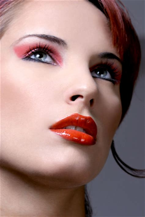 White Makeup Trend 2008 by For All Images Winter 2008 Trends Wallpaper And