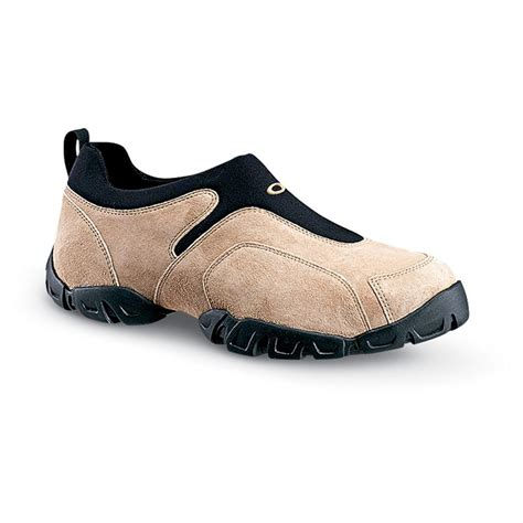 oakley mens boots s oakley 174 bivouac slip ons 135194 casual shoes at