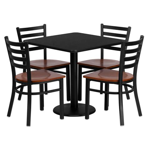 table and four chairs restaurant bar tables and chairs marceladick com