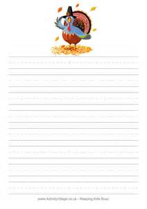 Thanksgiving Lined Writing Paper Pics Photos Lined Paper Thanksgiving Border Print