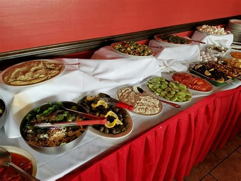 sunday brunch buffet dallas pera turkish kitchen s 13 all you can eat brunch is a