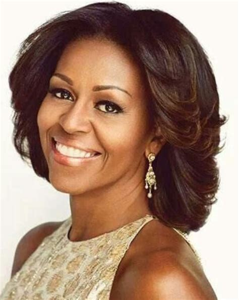 what is with michelle obama hair style top 15 michelle obama hairstyles pretty designs