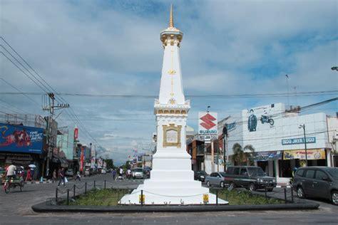 foto jogja tugu yogya simbol persatuan kawula gusti hotel wisata