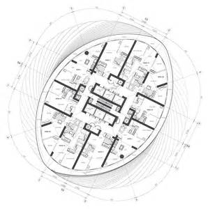 mad floor plan gallery of absolute towers mad architects 9
