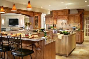 most beautiful kitchens traditional kitchen design 13 beautiful kitchen island ideas