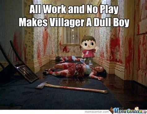 Funny Villager Memes - villager chainsaw massacre smash amino