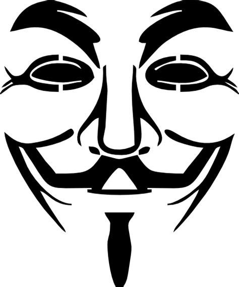 Ready Acm Mask Transparent anonymous mask drawing transparent png stickpng