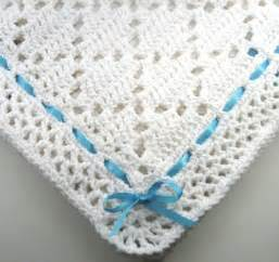pdf pattern crocheted baby afghan diamond lace baby afghan