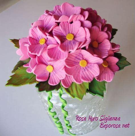 tutorial flores de goma eva foami c 211 mo armar flores con goma eva