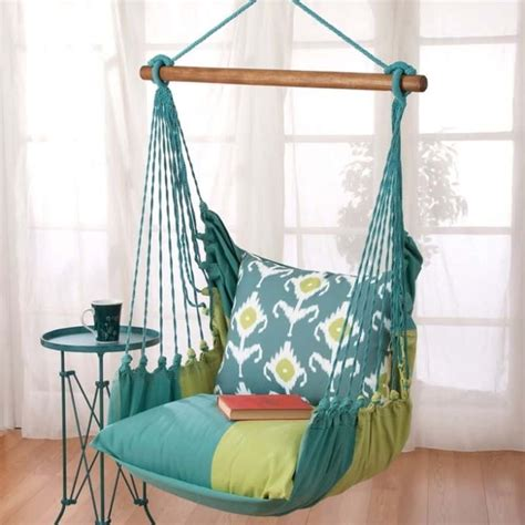 diy indoor swing chair 15 of the most beautiful indoor hammock beds decor ideas